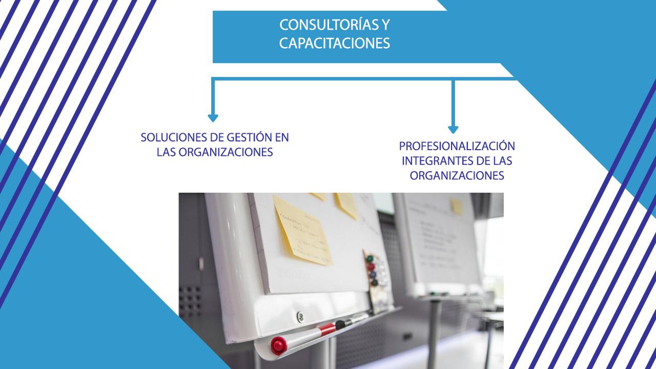 Consultorias y capacitaciones